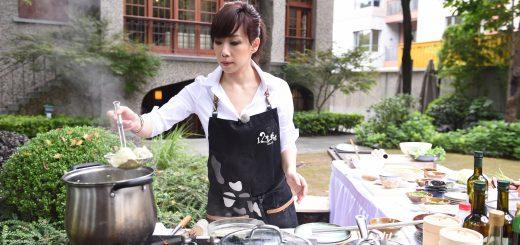 林憶蓮 上海菜 十二道鋒味