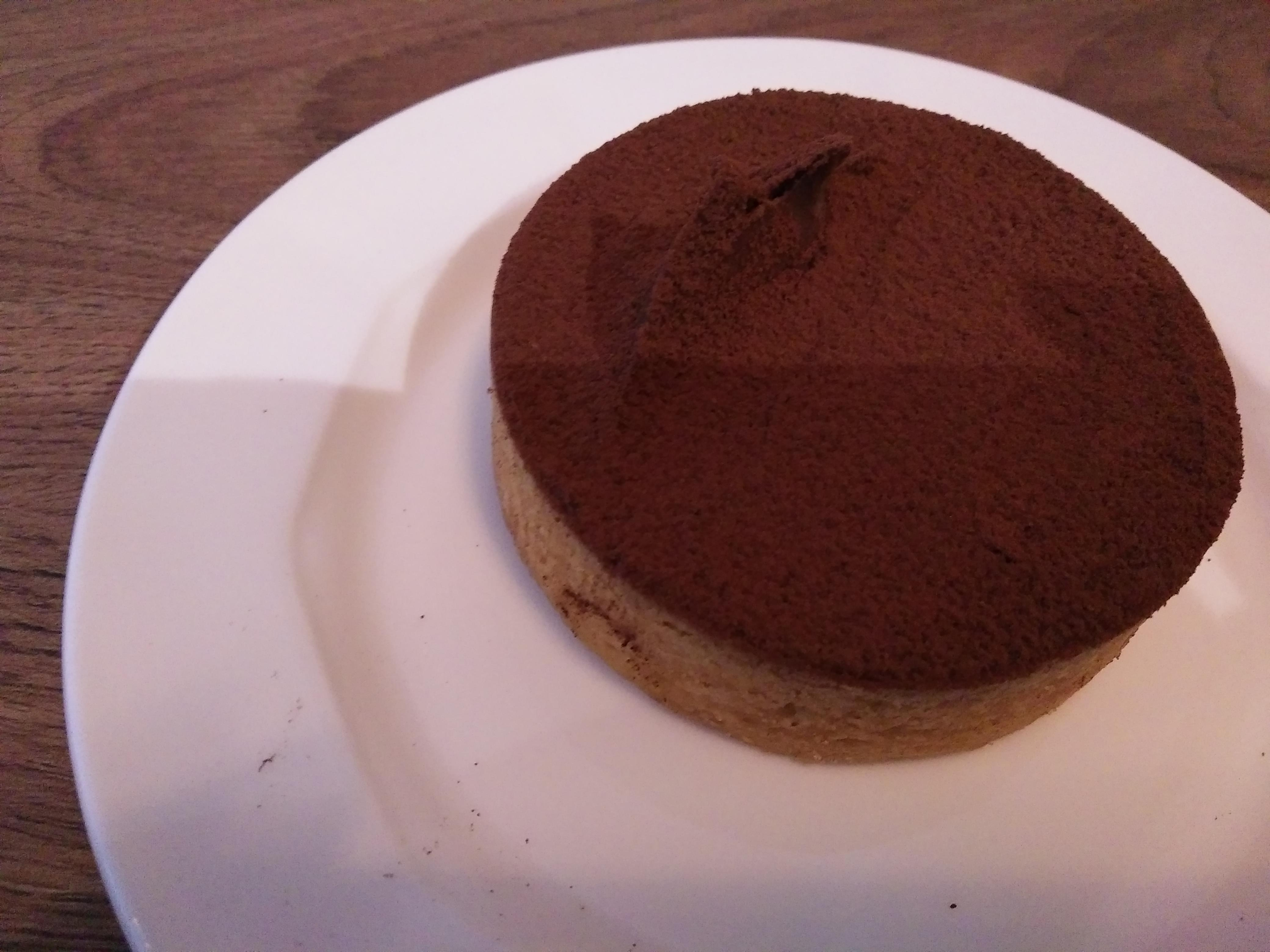 台北市南港昆陽站咖啡店 BOCY Patisserie & Bistro 寶希甜點好食光 生巧克力塔