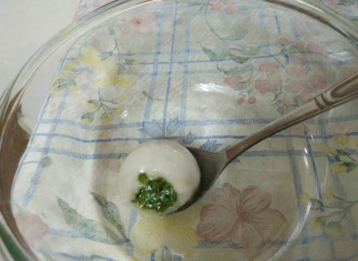 桂冠 抹茶 湯圓