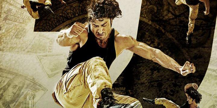 亞洲武打片新男神Vidyut Jamwall&其他印度Bollywood武打天菜
