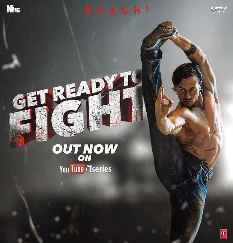 Tiger Shroff fight image 4
